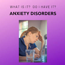 Image result for Anxiety Disorder - Blue Heron Health News
