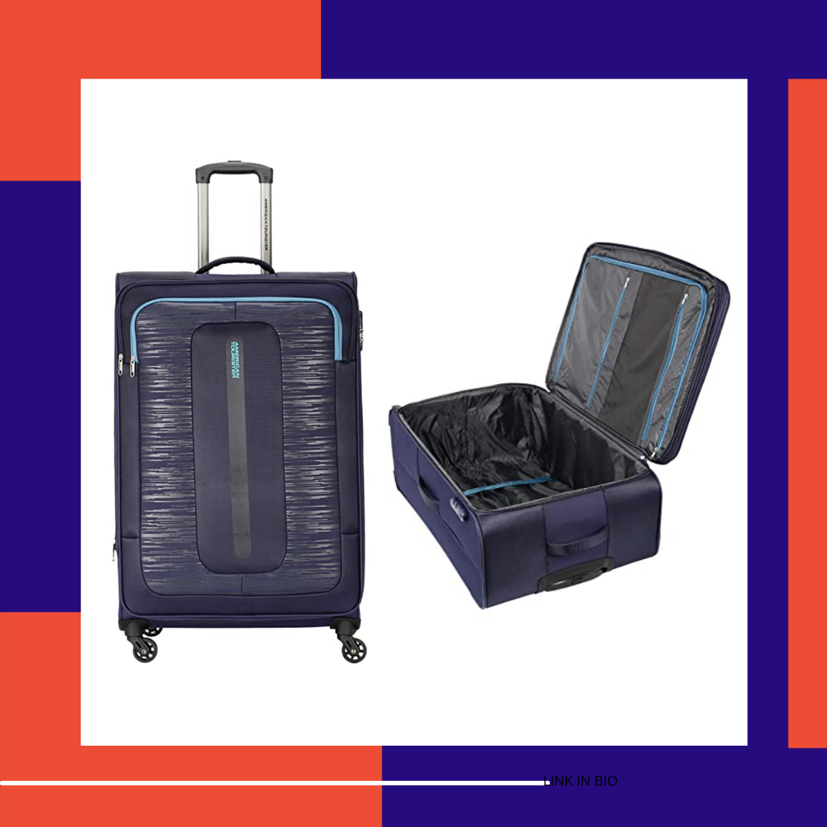 Best American Tourister Luggage Bag