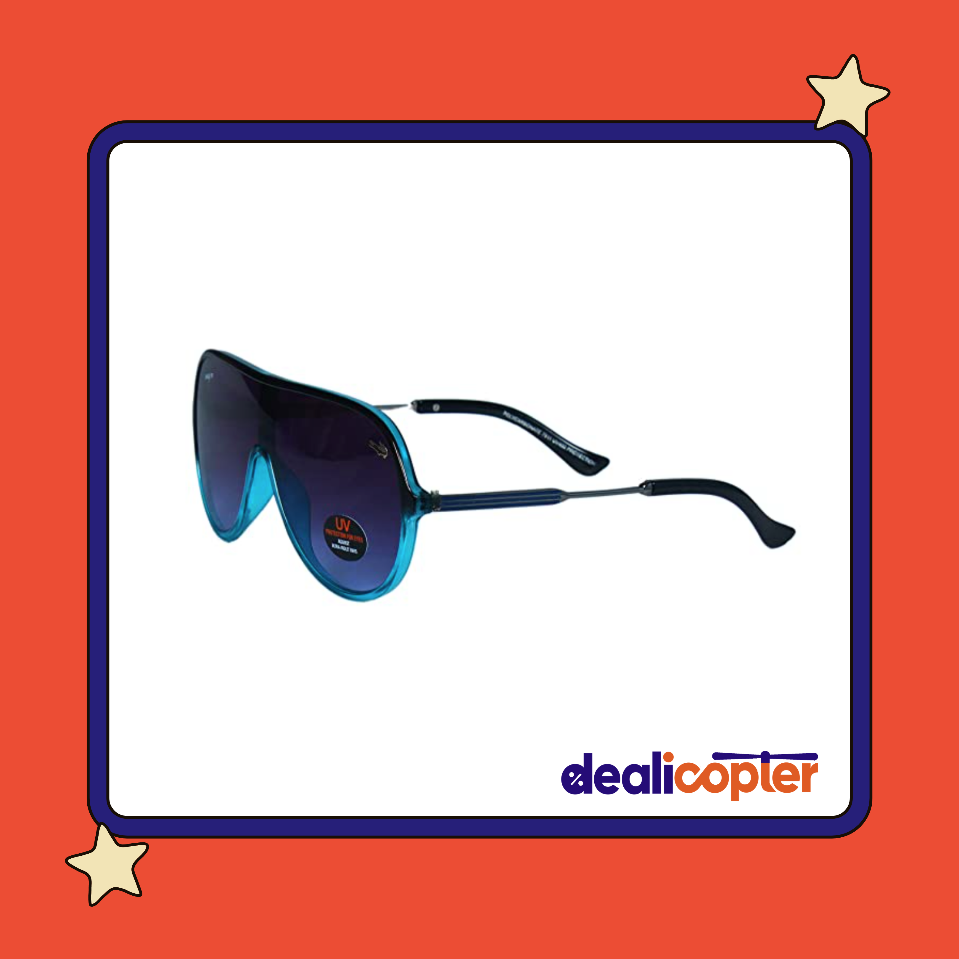 Best Shield Sunglasses With UV Protection