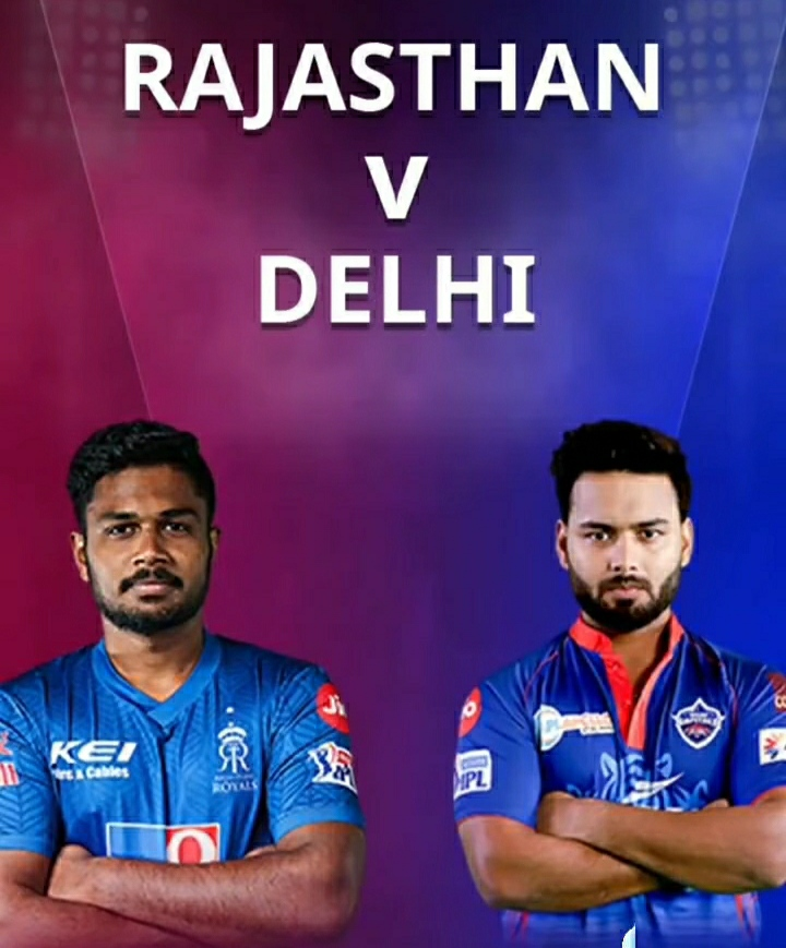 It's the Seventh Day of Vivo IPL, the Capitals take on Royals