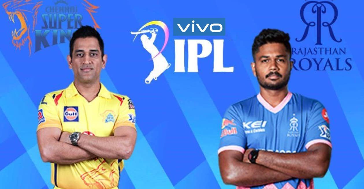 Royal's taking on the Super king's in 12 match of Vivo IPL 14