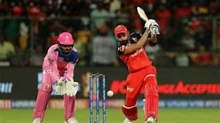 RCB Tacking on the Royal's From Rajasthan in the 16th Match.
