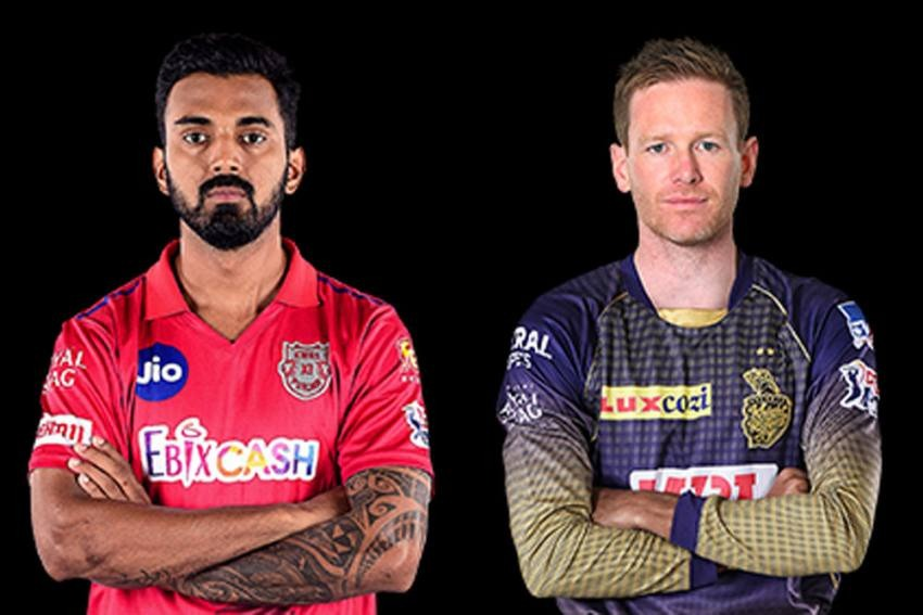 Knight Riders taking on Punjab in the 21st Match of Vivo IPL.
