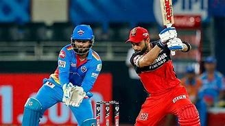 Bangalore Playing Delhi in the 22nd Match of Vivo IPL