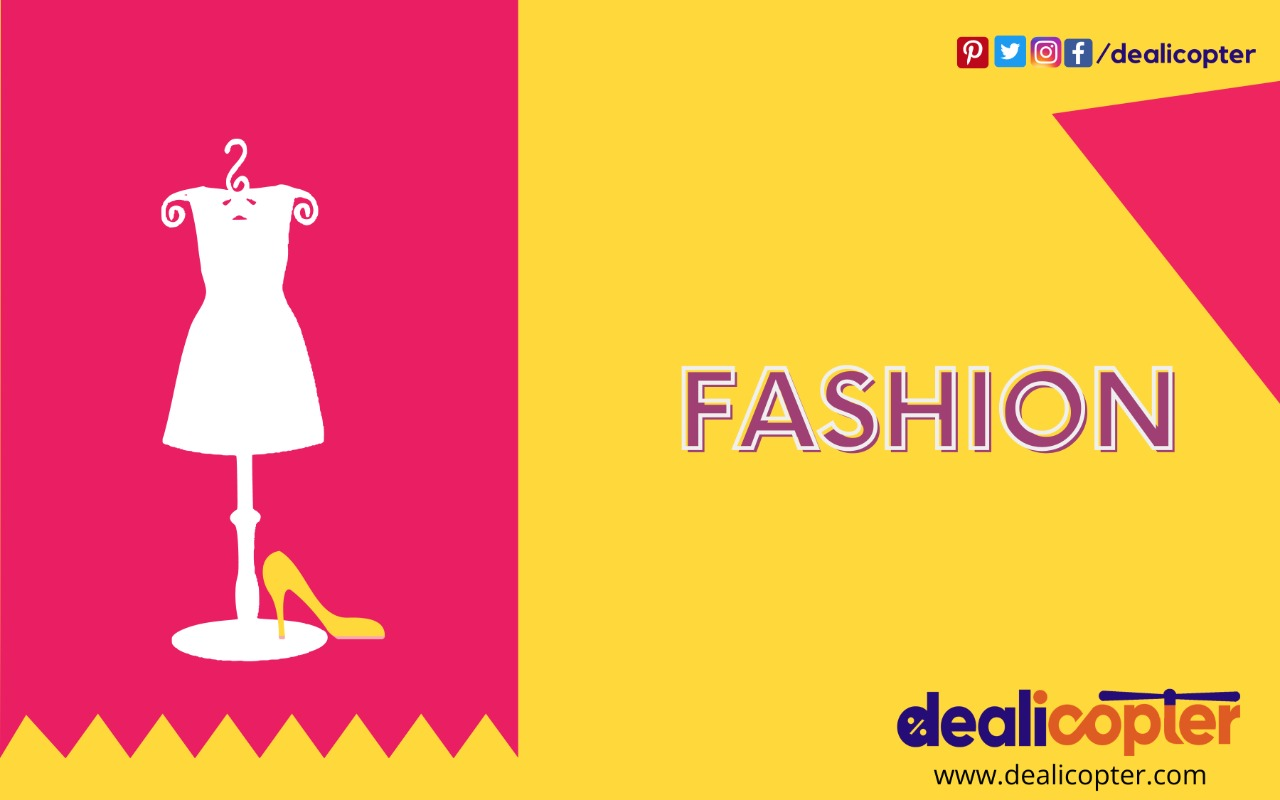 Fashion offers at Dealicopter.com