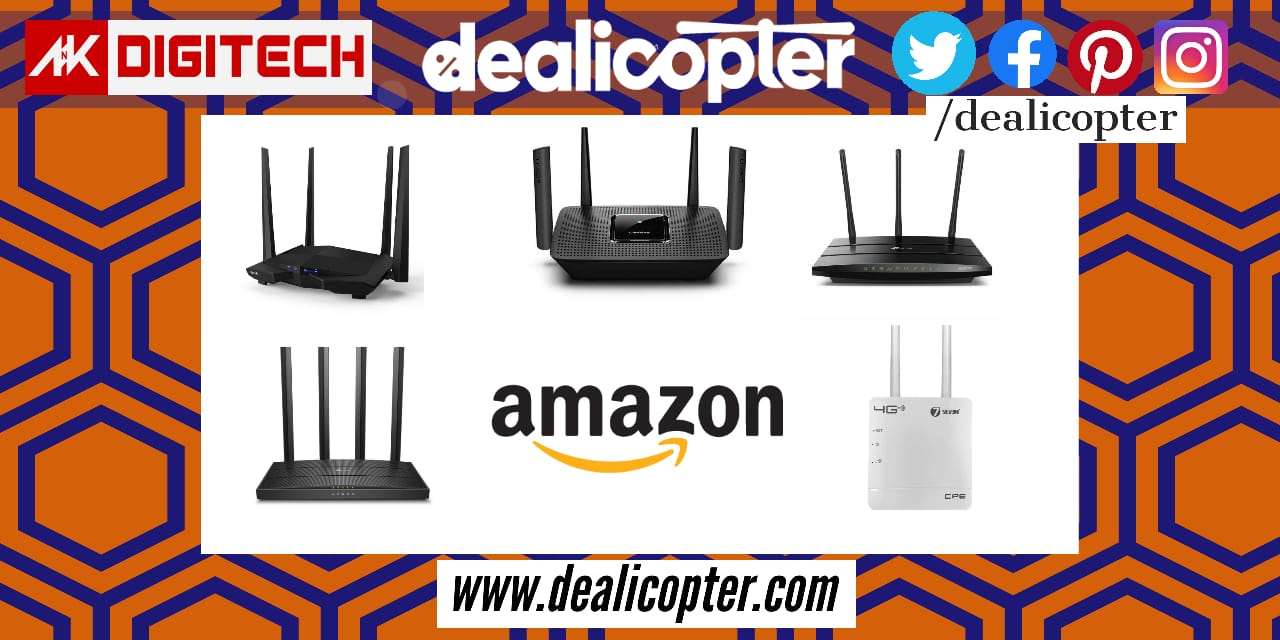 Wireless Wifi Router: Requirement of every person.