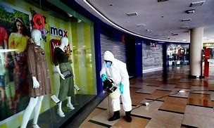 Will it be safe to open malls and shops?
