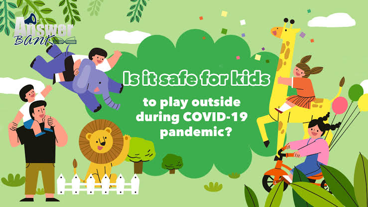 Should you allow children to go and play outside unvaccinated?