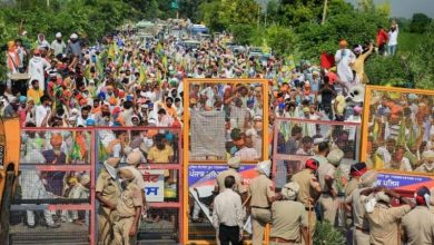 Ongoing farmer's protest and when it is likely to be stopped?