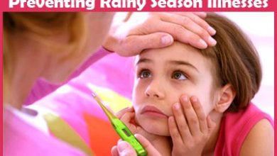 How to prepare yourselves for rainy season diseases?